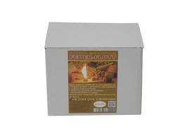 1 kg Feuer-Flott in einer Box aus Karton in drei verschiedenen, auswählbaren Designs, Inhalt ca. 50 bis 58 Stück