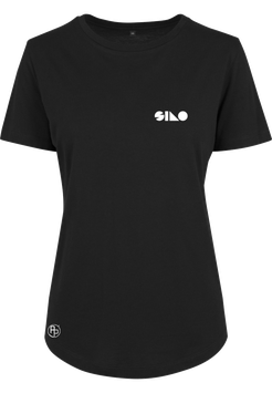 Ladies Shirt black Sino Delgado