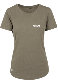 Ladies Shirt olive Sino Delgado