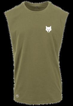 AP Sleeveless Shirt dark Wolf