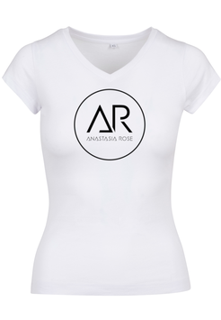 Ladies Shirt white Anastasia Rose
