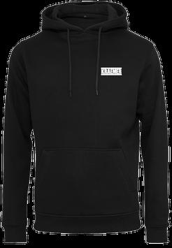 Max Kraemer Hoodie black Logo klein - Unisex