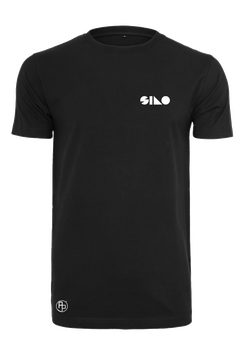 Mens Shirt black Sino Delgado