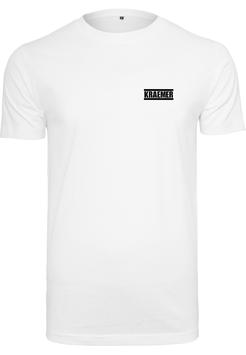 Max Kraemer Mens Shirt white - Logo klein