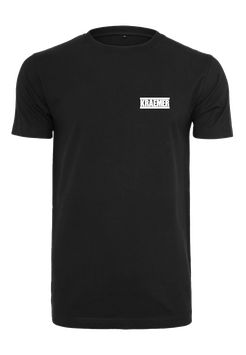 Max Kraemer Mens Shirt black - Logo klein