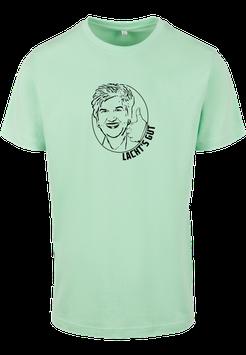 Lacht´s gut Shirt neo mint - Unisex