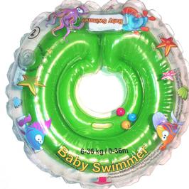 BabySwimmer  Grün 6-36 kg TÜV GS
