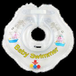 Babyswimmer  Transparent  0-2 Jahre(3-12 kg)
