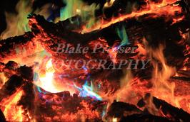 Flames (2018) by Blake Prosser