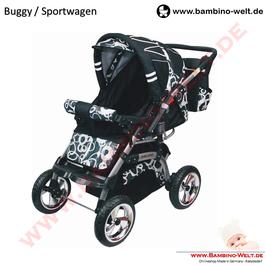 Orio - Buggy, Sportwagen mit Buggy-Aufsatz