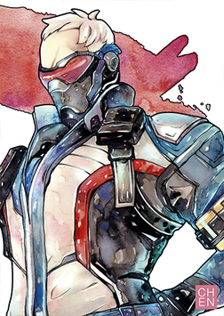 OW SOLDIER 76