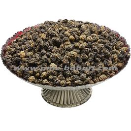 Maulbereen 1 Kg  توت سیاه