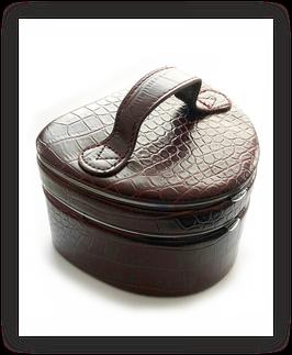 Maniküre- und Schmuck-Box