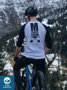 "Manki ""M-CREW"" Longsleeve"
