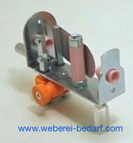 Fadenbremse kombi Zylinder und Bremsblatt einfache Ausführung