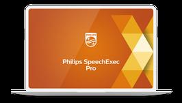 Philips SpeechExec PRO,    LFH4412 en  LFH4512, Dicteer- en transcriptiesoftware