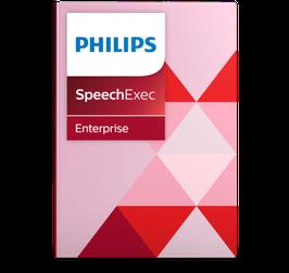 Philips software LFH7330 Enterprise  SpeechExec,  Dicteer- en transcriptiesoftware