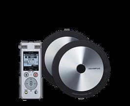 Olympus opname en uitwerkset DM-720 Kit