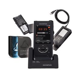 Olympus DS-9000 / DS-9500 voice recorder, Mobiel Dicteren
