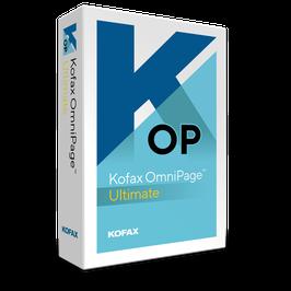 Omnipage Ultimate, download, scannen, omzetten en OCR voor op netwerkserver