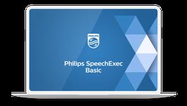 Philips SpeechExec Basic, LFH4612 en  LFH4712, Dicteer- en transcriptiesoftware