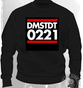 Köln Domstadt 0221 roter Balken Sweatshirt