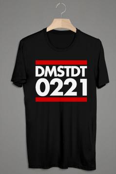 Köln Domstadt 0221 roter Balken Shirt