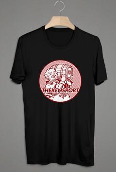 Köln Thekensport Shirt