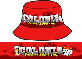 Köln Colonia Sommer Sonne Suff Fischerhut