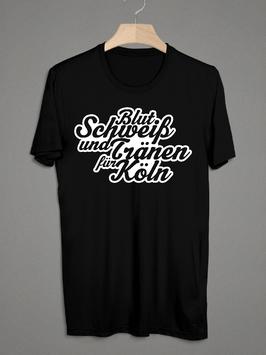 Köln Blut Schweiss Tränen Shirt