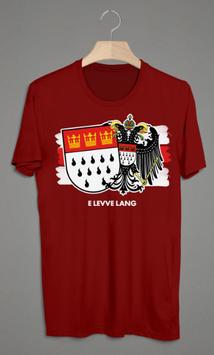 Köln E Levve Lang Wappen Shirt