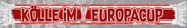 Kölle im Europapokal Seidenschal