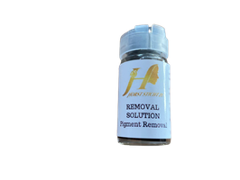 Removal Pigment Solutions 10ml.