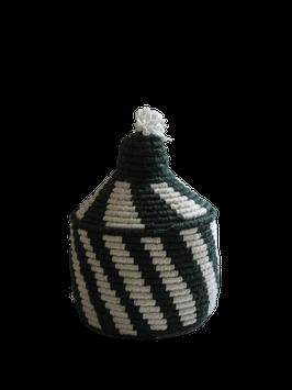 Berber Korb Grün