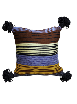 Nomad Pillow Rainbow