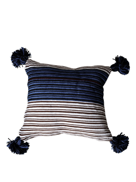 Nomad Pillow Blue