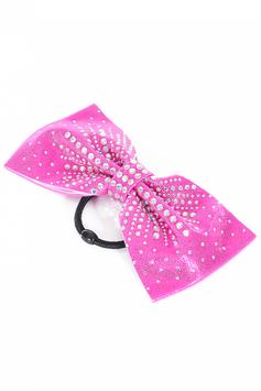 Haarschleife pink