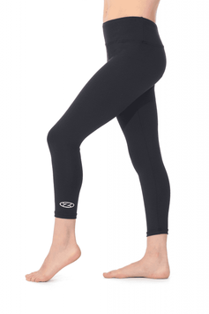 The Zone - lange Leggings schwarz