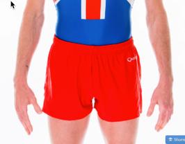 Quatro - Boys Shorts rot