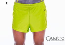 Quatro - Boys Shorts lime