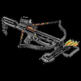 175 lbs Recurve-Armbrust Jaguar II Black von EK Archery