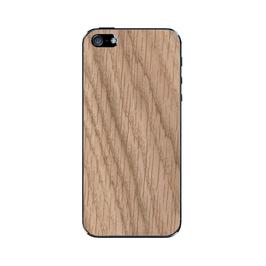 Echtholzcover iPhone 5/5s/SE (Eiche)