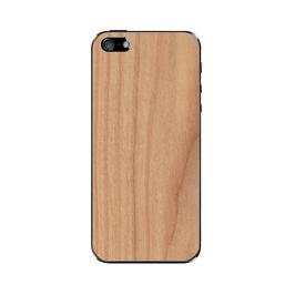 Echtholzcover iPhone 5/5s/SE (Kirschbaum)