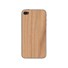 Echtholzcover iPhone 4/4s (Kirschbaum)