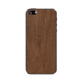 Echtholzcover iPhone 5/5s/SE (Nussbaum)