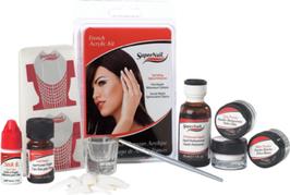 SuperNail French Acryl Kit