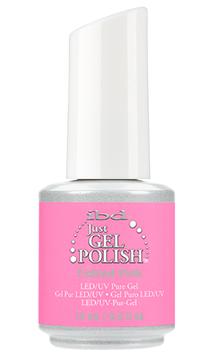 Ibd Just Polish Gel Tickled Pink (Neon Pink)
