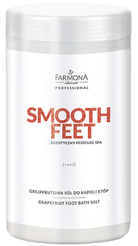 Farmona SMOOTH FEET Grapefruit Fußbadesalz 1500g