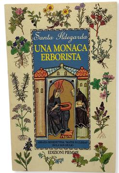 Buch una monaca erborista -Edizione piemma