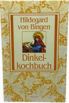Buch -  Dinkel Kochbuch Neff Verlag 123 Seiten (aus unserem Antiquariat)